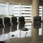 clean conference room tables, chairs, dusting furniture, electronic equipment, door frames, blinds, mirrors, window sills and picture frames, elevators